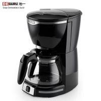 DEGURU 美式半自动咖啡机 家用冲调泡茶DCM202