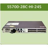供应华为S5700-28C-HI 24口千兆以太网交换机 100%原装