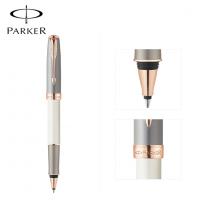 Parker/派克笔 卓尔 超凡期待特别版 精致雅灰宝珠笔 签字笔