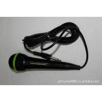 JS-362 有线麦克风话筒 KTV话筒   话筒  DVD话筒 麦克风
