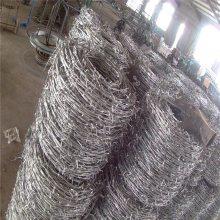 武汉果园防盗网 防攀爬铁蒺藜 铁丝刺绳