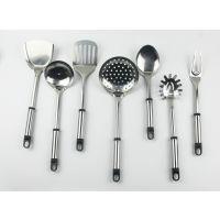 万豪餐具 不锈钢厨具七件套套装 烹饪铲勺
