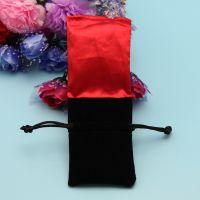 厂家批发杆袋 福袋订做 收纳 美容仪器绒布袋定做 手机布套l压印ogo