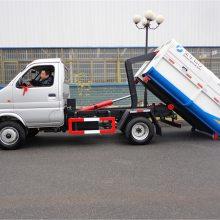 长安勾臂式垃圾车,拉臂式垃圾车,车厢可卸式垃圾车