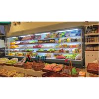 云南哪有卖超市风幕柜 立式保鲜展示柜 水果蔬菜饮料保鲜柜 风幕柜价格