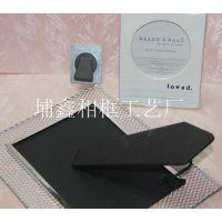 埔鑫专业生产玻璃相框用纸背板 背板扣加丝带 可加LOGO烫金