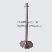 专业生产SITTY斯迪92.5118H砂光不锈钢栏杆座\活动围栏\隔离栏杆2