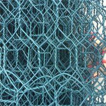 镀锌pvc雷诺护垫 雷诺护垫厂家 铅丝石笼护坡