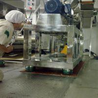 振动噪声治理 好丽友食品(中国)公司振动给料设备减振工程 噪音处理 隔声 消声 吸声 振动控制 减振