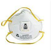 新品 3M8210防尘口罩/带呼吸阀/N95口罩/骑行/PM2.5/风沙/口罩