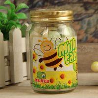 【泰国进口】BBRED蜂蜜柠檬牛奶片100g. 儿童营养零食批发