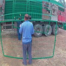 高铁护栏网 安全围栏网 旺来防护围墙网