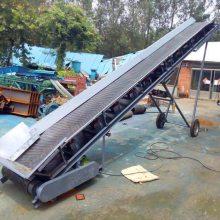 煤块化肥装车输送机,石料用移动装车机D7