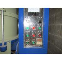 一体式120L自动倒料出料及分选涡流抛光机水流机研磨光饰机