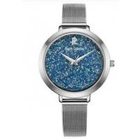 (Pierre Lannier)手表法国进口时尚PL闪耀施华洛世奇水晶系列石英女 095M668
