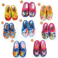 出口软塑底防滑家居地板鞋儿童学步鞋袜17-18cm家居鞋批发