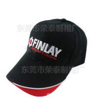 定制logo工作帽团体定做遮阳鸭舌帽 户外太阳帽刺绣棒球帽工厂价