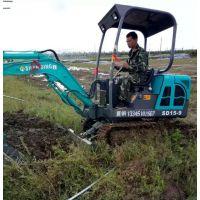 宁夏履带挖机销售 山鼎园林绿化用小钩机多少钱