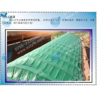 【天悦牌】广州帆布 货场蓬布 仓储篷布 工地篷布 遮盖布批发