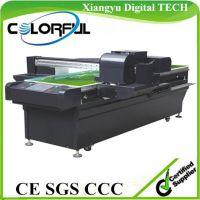 供应东莞真皮平板打印机设备 直喷无需制版菲林(UV6015)
