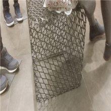 万泰防滑钢板网 菱形围栏网 厂家批发零售