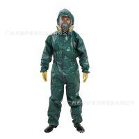 3M 4680防化服  防化学耐酸碱防传染连体防护服  广州批发工作服