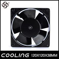 酷宁 COOING 机柜设备 12038交流风扇 铜线 含油