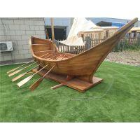 旅游休闲摄影道具木船 水上景观装饰船 海盗游玩船制造厂家哪里有