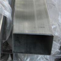 10*20拉丝不锈钢矩形管,304不锈钢焊管价格,抛光光亮管