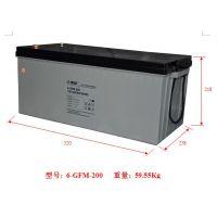 复华蓄电池 铅酸蓄电池PowersonMF12V-200参数 时富特电子科技有限公司总代理