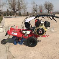 志成直供多功能柴油微耕机 小型红薯种植机 大葱开沟培土机