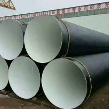325防腐钢管12米长 排水防腐螺旋钢管(273*6)生产厂家
