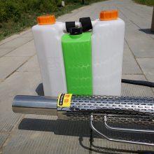 蔬菜大棚去虫喷雾器 汽油高压远程杀虫弥雾机 志成园林植保机械
