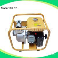 广州厂家直销 大流量2寸汽油抽水机,农用水泵,灌溉抽水泵,