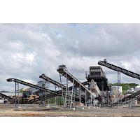 煤矸石混凝土砂石料生产线 建筑垃圾