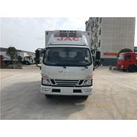 江淮骏铃4.2米冷藏车