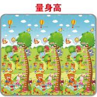 鑫贝厂家直销儿童爬爬垫,野餐垫,双面卡通图案1.8*1.5*0.8双面爬爬垫