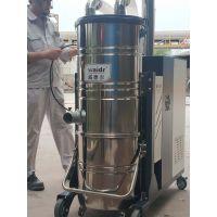 吸石墨粉用吸尘器 车间清洁用吸尘器 威德尔大功率自动反吹工业吸尘器