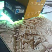 广东uv平板打印机厂家 竹木纤维板 移门玻璃打印机