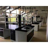 华东地区含税 全钢实验台定制 实验室专用全钢中央台价格 禄米科技
