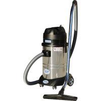 双马达洁力德移动式 干湿两用工业吸尘器 80L容量SK80-2