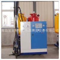 供应 热力管道聚氨酯发泡机械设备 青岛宝龙免清洗发泡机