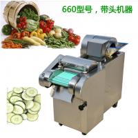 新款辣椒切丁机 多功能土豆切丝机切条机 澜海厂家 双头切菜机