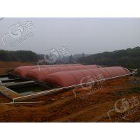 江门广洁环保技术开发有限公司供应 红泥塑料沼气池