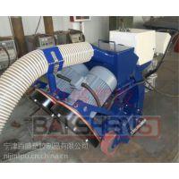 百盛厂家直销地面抛丸机用PU耐磨塑筋管抛丸机管18910086206