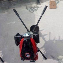 常宁市小四轮拖拉机挖坑机 启航牌葡萄立柱钻眼机 园林植树打孔机生产厂家