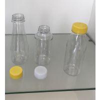 厂家直销300mlpet饮料瓶高档塑料瓶食品级包装瓶可定制