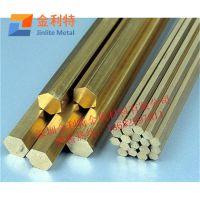 供应H62挤压黄铜棒材异形黄铜棒加工定制