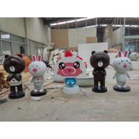 泡沫雕塑泡沫雕刻人物雕塑商城美陈海洋动物雕塑动漫卡通人物雕塑