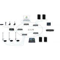传统音响升级成为DANTE网络数字音响DANTE网络数字音频盒